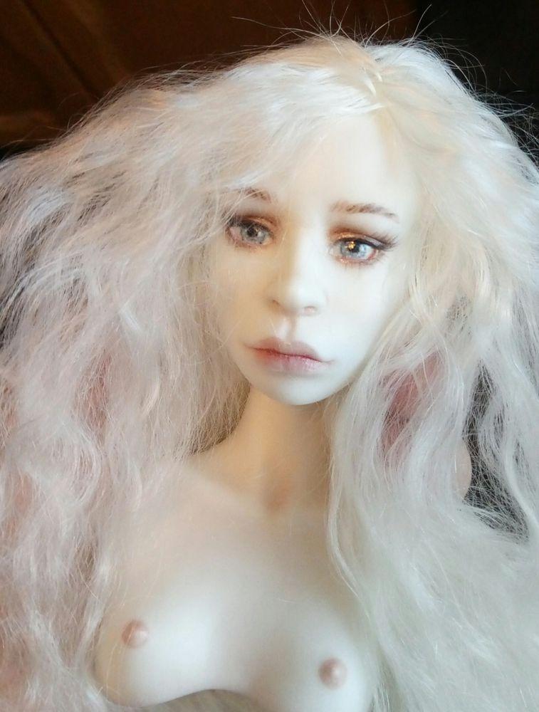 шарнирная кукла, процесс, bjd