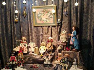 Выставка  «Искусство куклы». Ярмарка Мастеров - ручная работа, handmade.