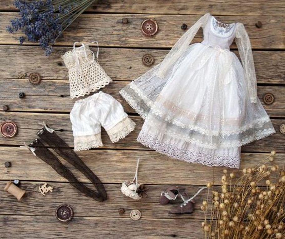 красивая одежда для кукол