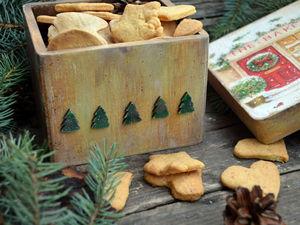 В декабре - время ходить в гости с имбирным печеньем!!. Ярмарка Мастеров - ручная работа, handmade.