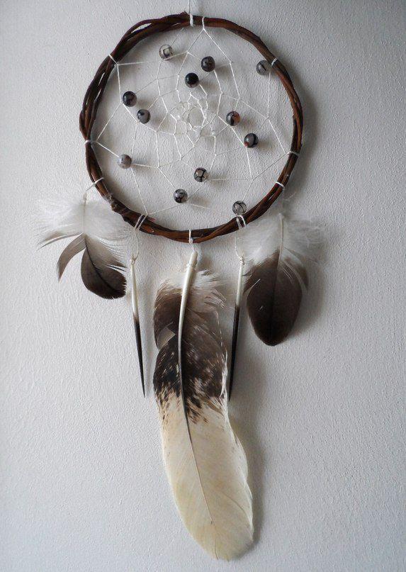 ловец снов, оберег, талисман, белый, луна