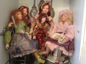 Акция!! -25% на пять кукол из магазина!!. Ярмарка Мастеров - ручная работа, handmade.