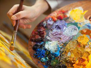Уроки живописи в С-Пб | Ярмарка Мастеров - ручная работа, handmade