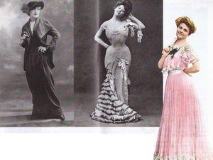 «Время развязывает корсеты», или Эволюция женской моды. Ярмарка Мастеров - ручная работа, handmade.