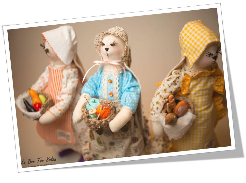 интерьерная кукла, тильда заяц, текстильная кукла, будуарная кукла, подарок на день рождения, интерьерные куклы, кукла интерьерная, le bon ton salon