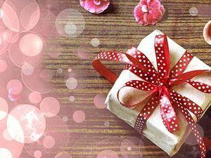 Опрос - какой подарок хотите Вы?. Ярмарка Мастеров - ручная работа, handmade.