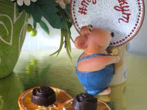 Ах, этот темперированный шоколад!. Ярмарка Мастеров - ручная работа, handmade.