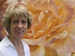 Волшебные цветы от австралийской художницы Lyn Diefenbach. Ярмарка Мастеров - ручная работа, handmade.