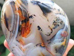Такие красивые и живописные агаты! Фото редких образцов. Ярмарка Мастеров - ручная работа, handmade.