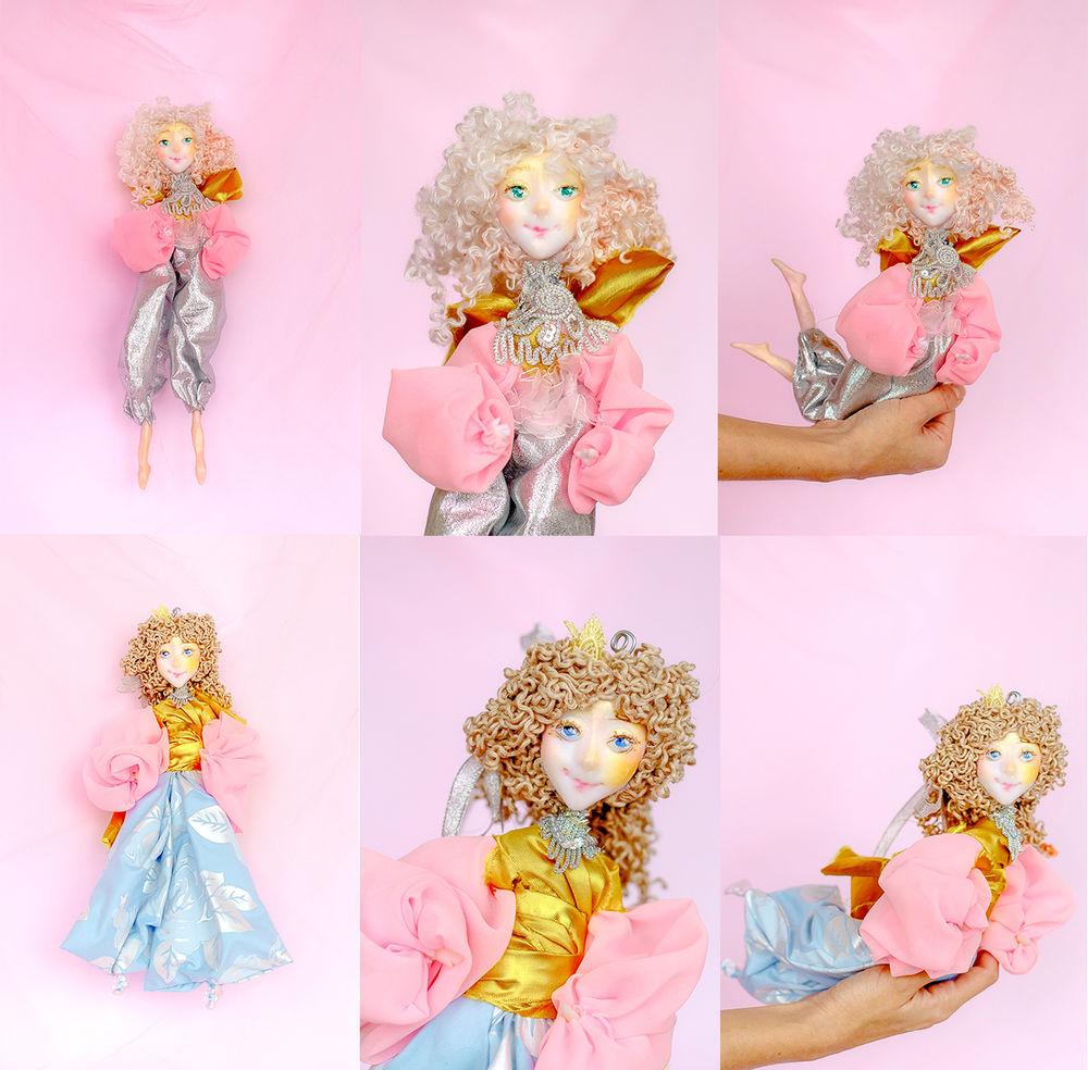 подарок детям, волшебная кукла