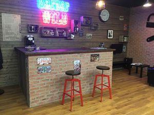 Красные барные стулья. Ярмарка Мастеров - ручная работа, handmade.