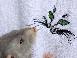 Крысиные истории , часть вторая . | Ярмарка Мастеров - ручная работа, handmade