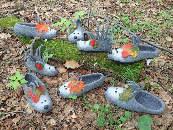 МК Домашняя обувь 3 в 1 (9 октября, Москва). | Ярмарка Мастеров - ручная работа, handmade