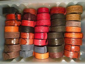 Широкий выбор воспитательных ремней для молодёжи от 1500 рублей!. Ярмарка Мастеров - ручная работа, handmade.