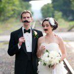 Свадебный винтажный стиль