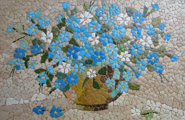 мозаика виды