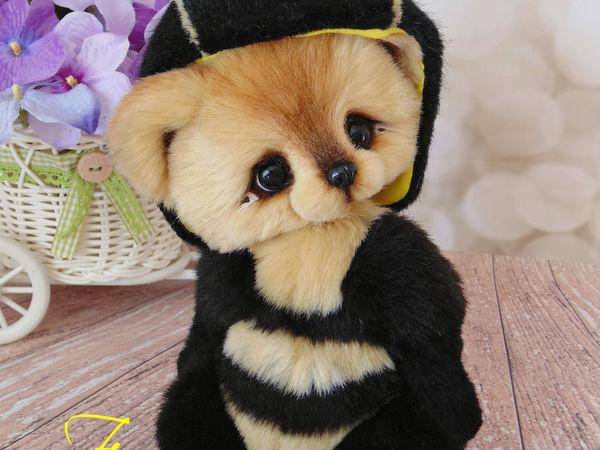 Zizz (Жужжа), Тедди - Пчела | Ярмарка Мастеров - ручная работа, handmade