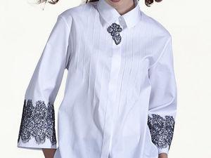 Скидки к Новому Году от проекта Strygina blouses. Ярмарка Мастеров - ручная работа, handmade.