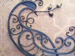 Новинка со скидкой 40%! Необычное кованое украшения для вашего дома!. Ярмарка Мастеров - ручная работа, handmade.