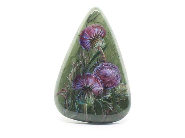 Аукцион. Цветы на тингуаите | Ярмарка Мастеров - ручная работа, handmade