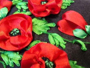 Маки -эти чудесные красные цветы | Ярмарка Мастеров - ручная работа, handmade