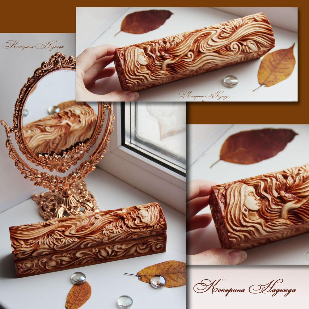 дерево, шкатулочка, резьба по дереву, резная шкатулка, сувенир