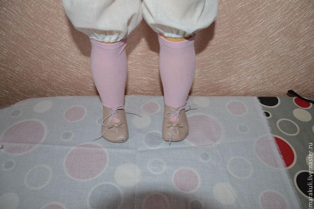 мастер-класс туфли