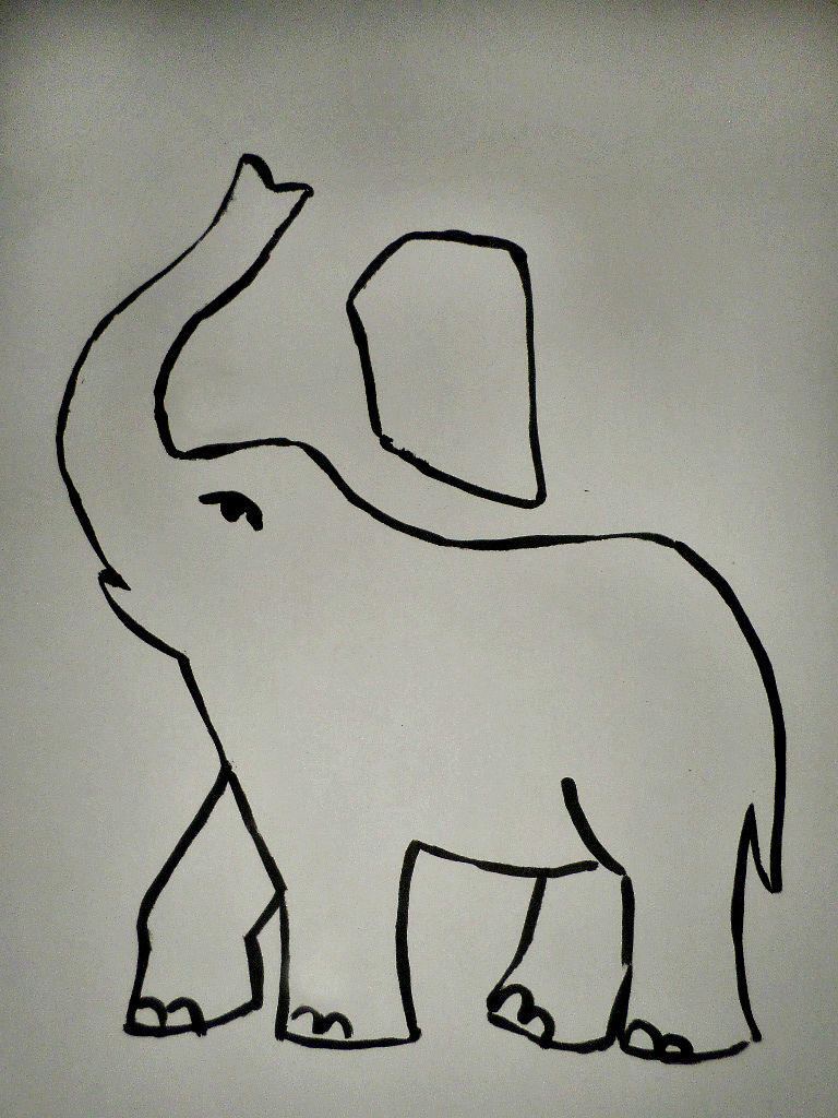 Мастер-класс по ключнице «Слон», фото № 1