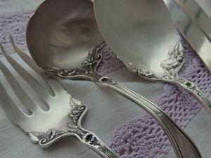 Сегодня пятница и скидка на любые столовые сервировочные предметы 30%!!!! (исключая серебро). Ярмарка Мастеров - ручная работа, handmade.