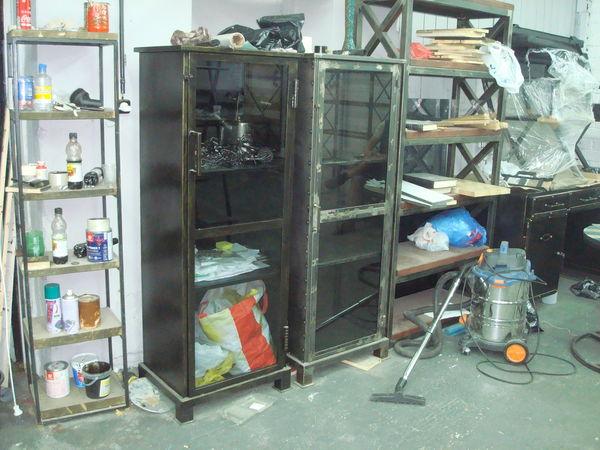Мебель в индустриальном стиле. Индустриальный лофт. | Ярмарка Мастеров - ручная работа, handmade