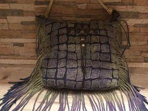Бахрома и кожа рептилий в тренде 2018-2019. Виват!!!. Ярмарка Мастеров - ручная работа, handmade.
