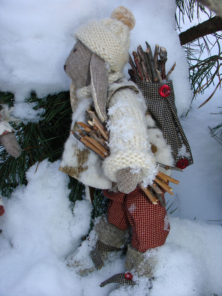 персональная запись, заяц тильда, текстильные куклы