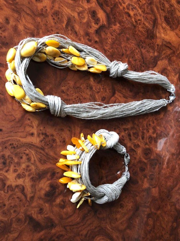 Авторские украшения из натуральных камней  и жемчуга своими руками, фото № 23
