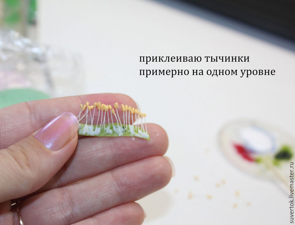 лепка из глины