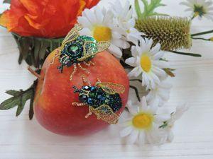 И снова навозные мухи!!!! )))))))))))   Ярмарка Мастеров - ручная работа, handmade