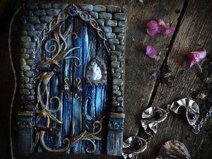 Делаем из полимерной глины обложку для блокнота   Ярмарка Мастеров - ручная работа, handmade