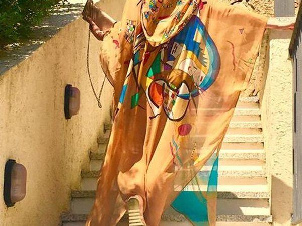 В отпуск в новом платье! | Ярмарка Мастеров - ручная работа, handmade