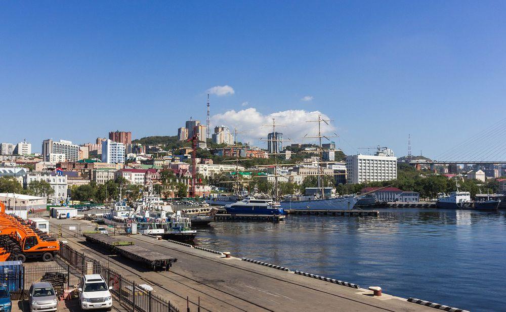 Владивосток фотографии скачать