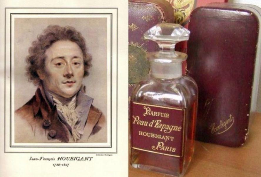 история парфюмерии, косметика