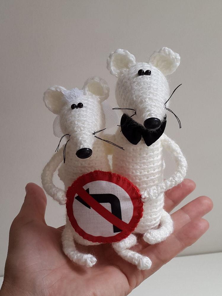 красивые мягкие игрушки, мышка вязаная крючком, мышь мягкая игрушка, игрушки мышки семья, игрушки мышки крючком