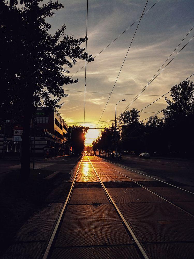 лето в городе, времена и эпохи