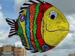 Четверг — рыбный день. Ярмарка Мастеров - ручная работа, handmade.