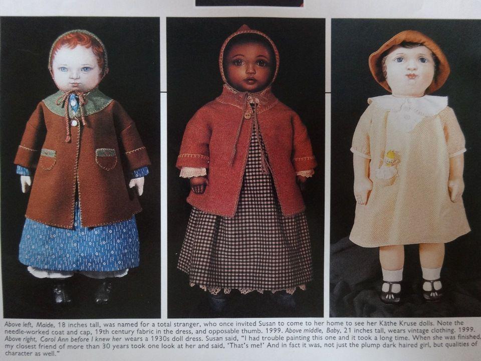 columbian doll