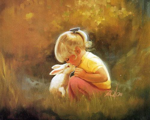 Дети :: Художник Donald Zolan фото 3