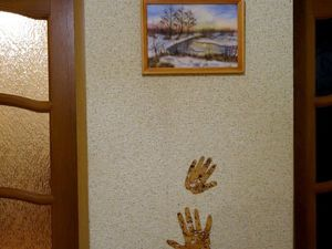 Когда дети рисуют на стенах. Ярмарка Мастеров - ручная работа, handmade.