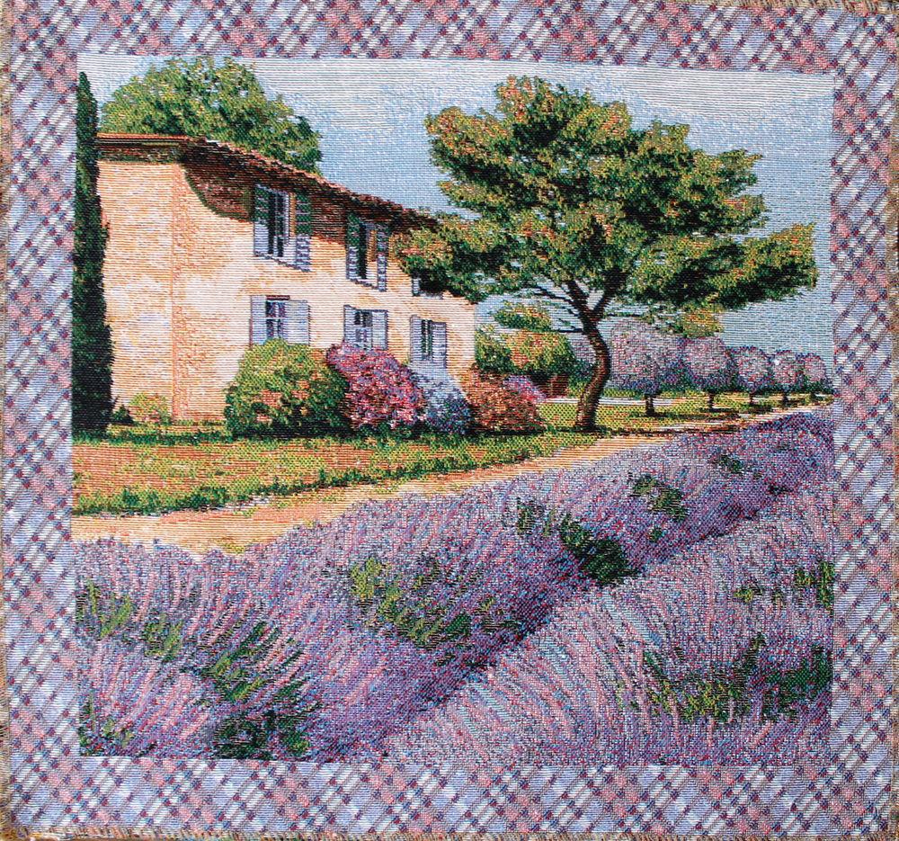 гобелен каталог фото цена, текстиль с лавандой