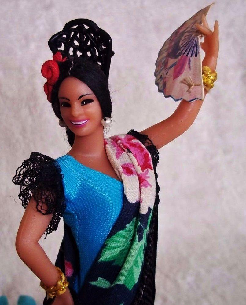 Чувственные куклы фламенко в образе Carmelita Geraghty, фото № 23