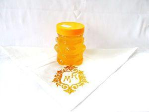 Баночка меда в подарок!!! | Ярмарка Мастеров - ручная работа, handmade