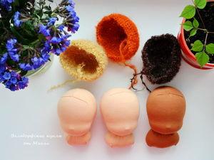 Скоро лето, скоро новые куклы. Ярмарка Мастеров - ручная работа, handmade.