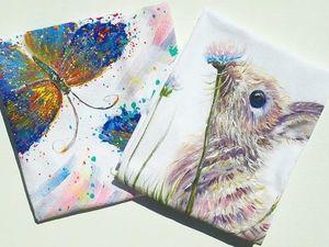АКЦИЯ!!! 2 футболки по цене 1500 рублей!!!!!!!!!! | Ярмарка Мастеров - ручная работа, handmade